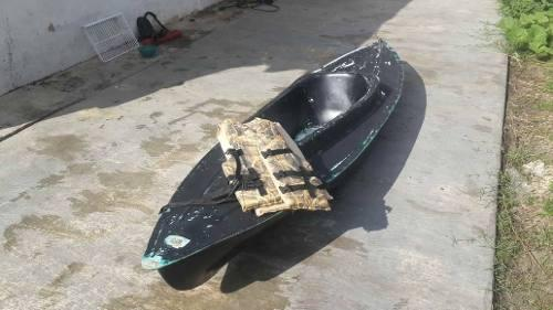 Kayak 1 Persona En Fibra De Vidrio