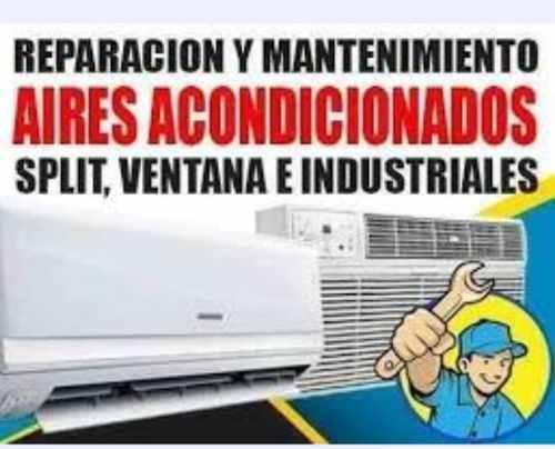 Mantenimiento E Instalaciones De Aires Acondicionados