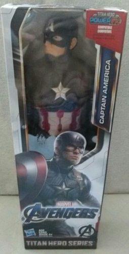 Muñeco Figura De Acción Capitán América