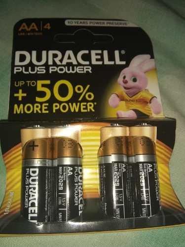 Pila/batería Duracell Plus Power Aa/aaa Up To 50% Más
