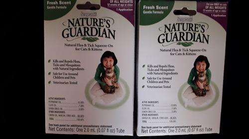 Pipetas Para Gatos Nature S Guardian Precio 5$$
