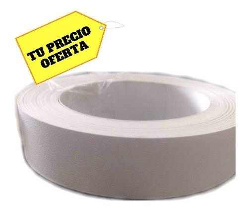 Tapa Canto Blanco Pvc 22 Mm Precio De 3 Mts (tres Metros)