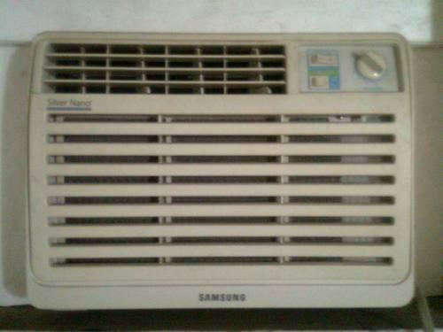 Aire Acondicionado De Ventana Samsung De  Btu Poco Uso