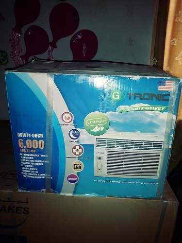 Aire Acondicionado G Tronic 6btu 110v Nuevo Gas Ecologico