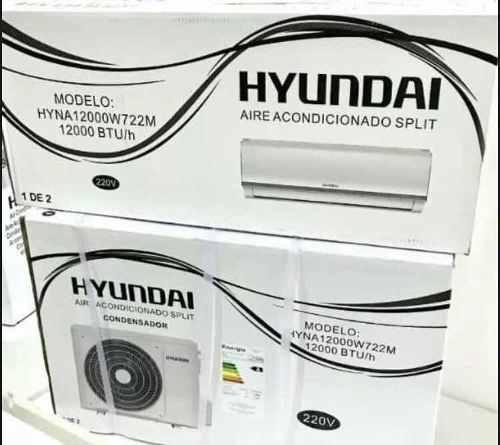 Aire Acondicionado Split  Btu Hyundai Nuevo En Caracas