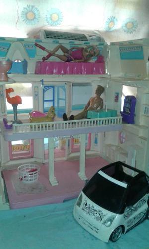 Barbie Casa De La Barbie