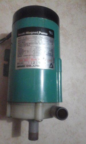 Bomba De Agua Para Acuario/ Marca Iwaki Magnet Pump. Oferta