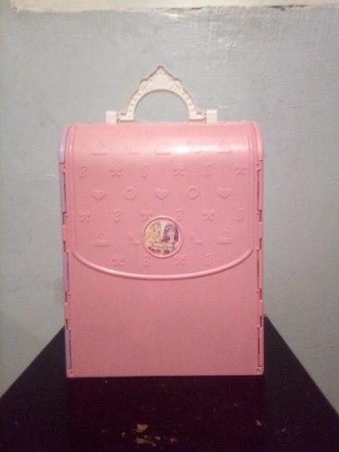Casa De Barbie Escuela De Princesas