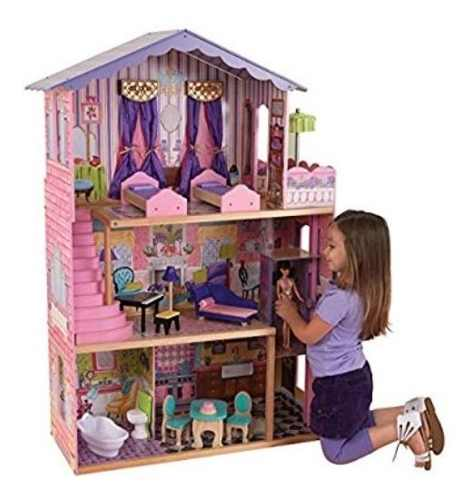 Casa De Muñecas Barbie Ver Fotos Reales
