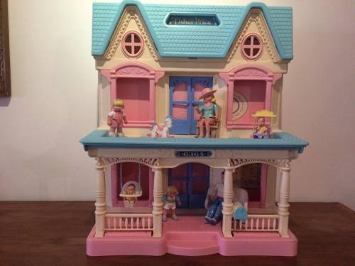 Casa De Muñecas Fisher Price