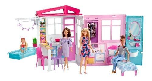 Casa Glam Barbie