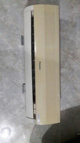 Consola Aire Acondicionado Split De 12 Btu Marca Panasonic