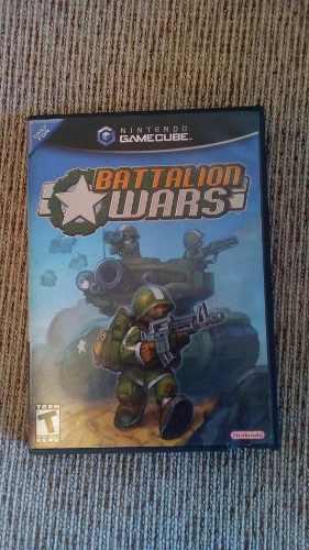 Juego Nintendo Gamecube Battalion Wars 1
