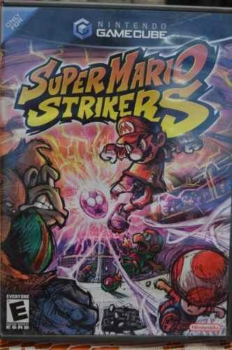 Juego Super Mario Strikers, Nintendo Gamecube