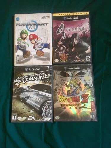 Juegos De Wii Y Gamecube Mas Control De Gamecube
