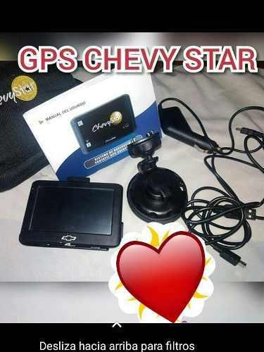 Kit Gps Chevystar Chevrolet Original Con Todos Sus Accesorio