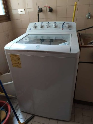Lavadora General Electri 14kg Poco Uso En Perfecto Estado