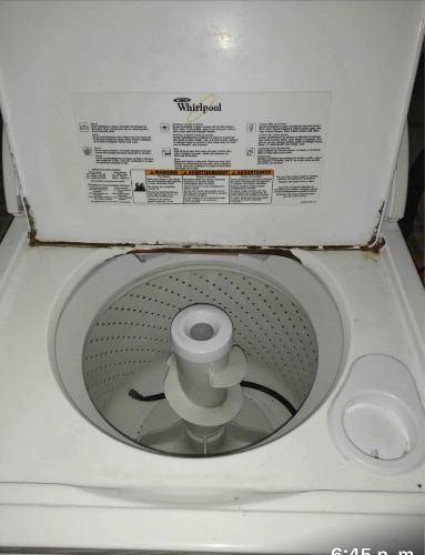 Lavadora Marca Whirlpool 12 Kg. Perfecto Estado