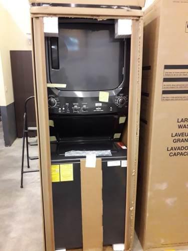 Lavadora Secadora Morocha Mabe 17 Kg