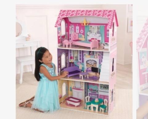 Muñeca Casa Barbie