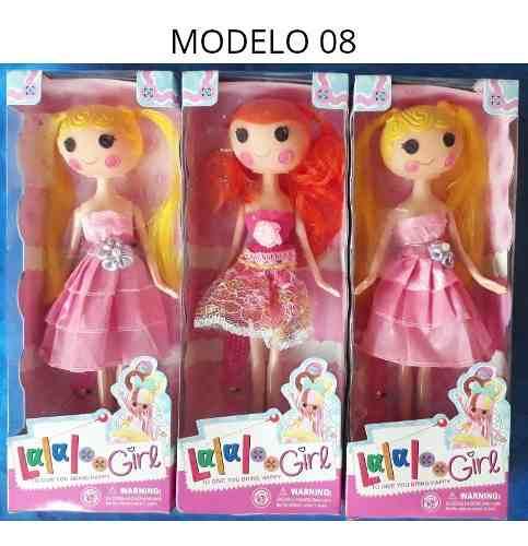 Muñecas Para Niñas / 2v/ Envío Gratis
