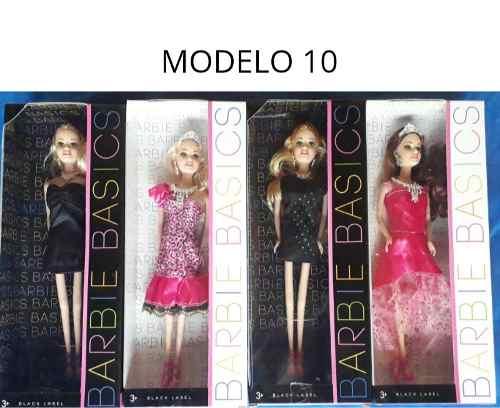Muñecas Para Niñas / Barbie Basics/ 2,5v