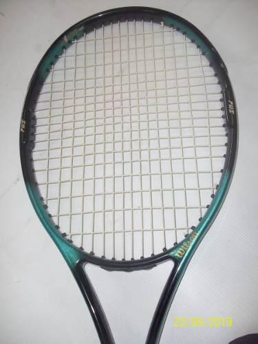 Raqueta De Tenis Marca Wilson Con Estuche