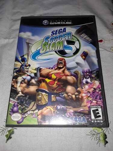 Sega Soccer Slam / Nintendo Gamecube Wii