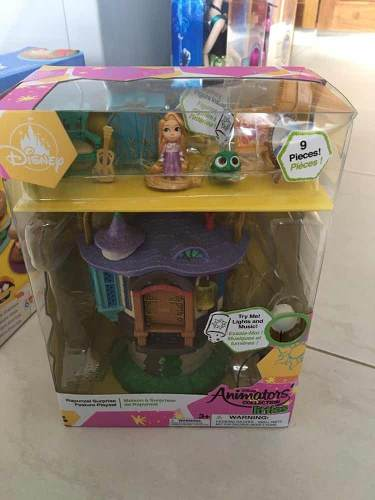 Set Princesa Rapunzel Disney