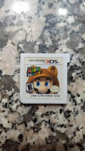Súper Mario 3d Land Para Nintendo 3ds