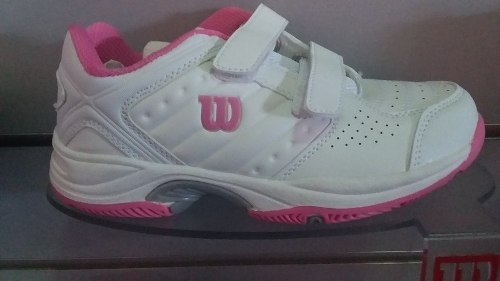 Zapatos De Tenis Wilson Para Niñas Originales C/envio