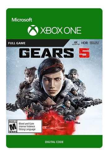 Gears 5 Xbox One Codigo Digital Full Original 100% Online