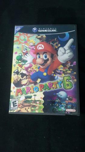 Mario Party 6 Para Nintendo Gamecube