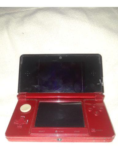 Nintendo 3ds Con Juegos Incluidos Y Tarjeta Sd Card