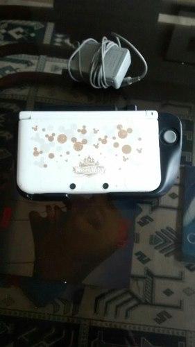 Nintendo 3ds Xl Con Juegos Y Accesorio
