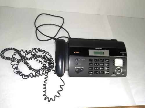 Telefono Fax Panasonic Kx-ft981 Con Identicador De Llamadas