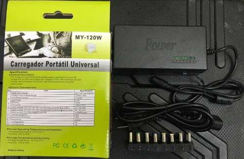Cargador Laptop Universal De 12 A 24v
