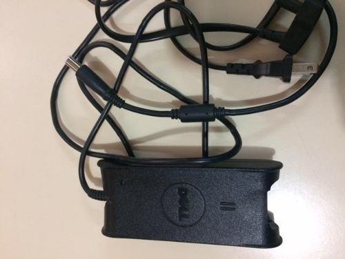 Cargador Para Lapto Dell Original Con Sus Dos Cables