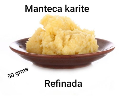 Manteca De Karite Refinada