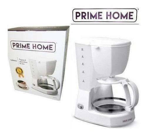 Cafetera Prime Home Filtro Permanente Nueva 30ver