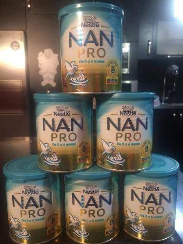 Formula Nan Pro 0-6 Meses Somos Tienda Fisica En Maracay