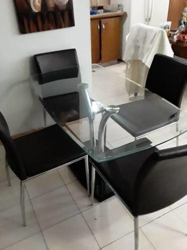 Muebles Comedor Novita 4 Puestos