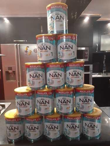 Nan Optipro 0-6 Meses 1,100kg Somos Tienda Fisica En Maracay