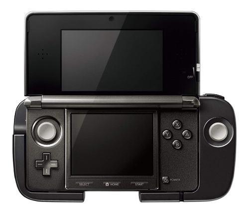 Accesorio Nintendo Circle Pad Pro Para Nintendo 3ds