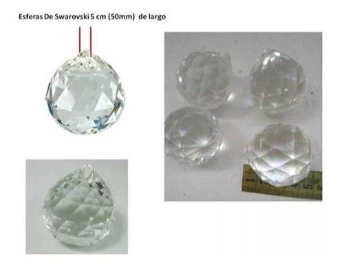 Bola Cristal Facetado, Feng Shui,activador Energia,(4v)