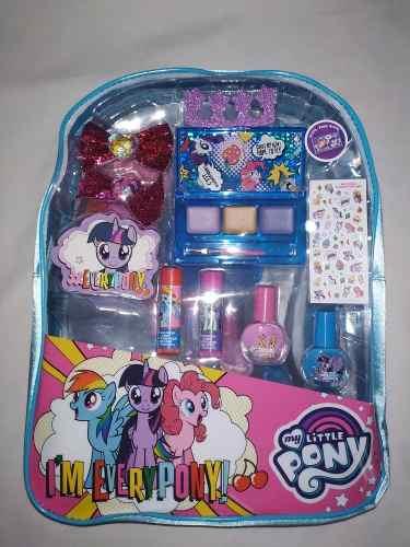 Bolso De My Little Pony Con Kit De Belleza