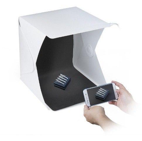 Caja De Fotografía Led Para Productos