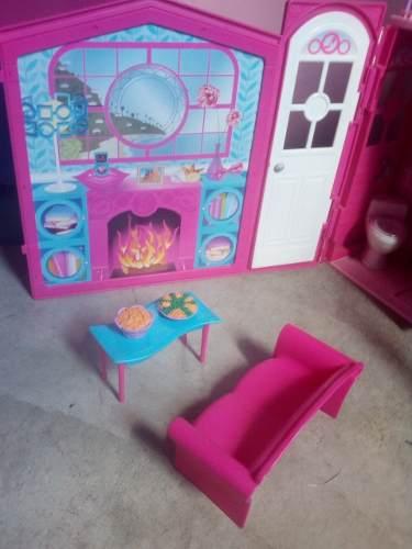 Casa De Vacaciones Barbie (negociable)