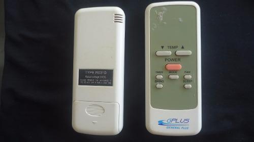 Control Remoto De Aire Acondicionado De Ventana G Plus