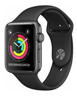 Reloj Apple Watch Serie 1 Gris Espacial 42mm + 3 Correas